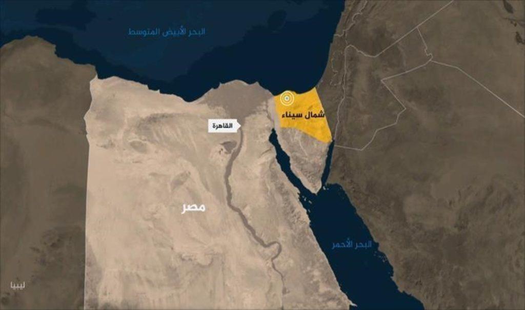 سيناء: التنمية والحرب