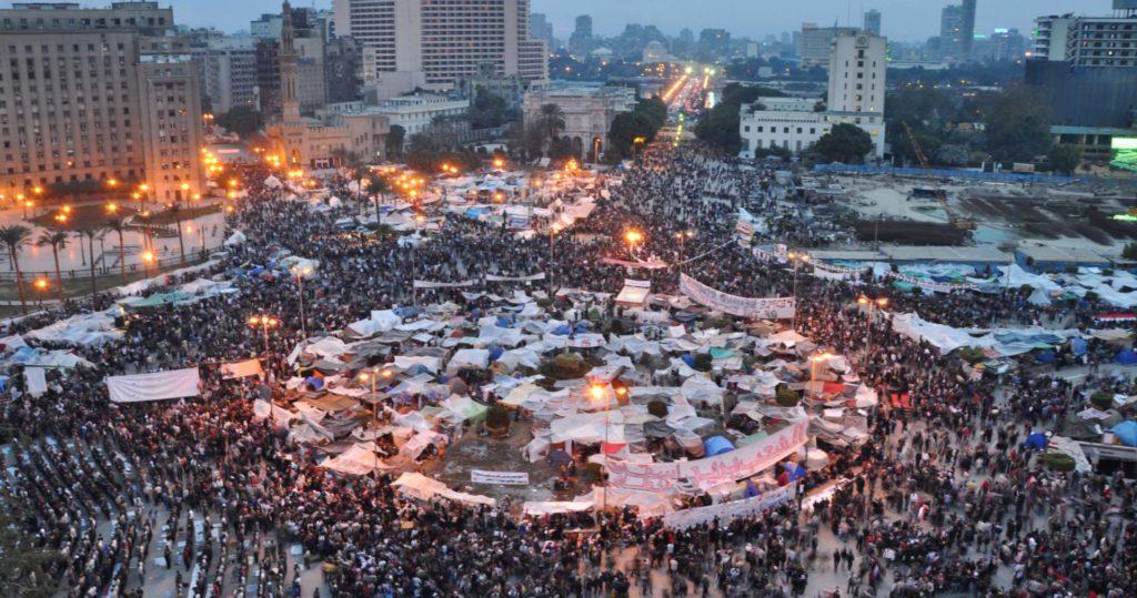 السياسات العامة وثورة يناير